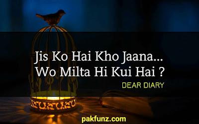 Dear Diary SadmLove Quotes and Shayari HD Images