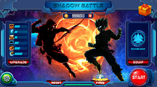 Download Game Android Shadow Battle MOD APK