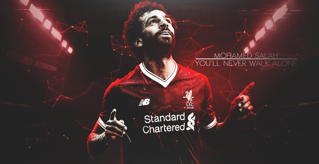 Mohamed Salah Wallpaper