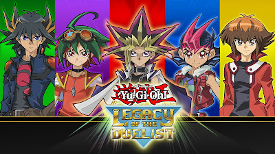 Download PC Games Yu-Gi-Oh! Legacy of the Duelist