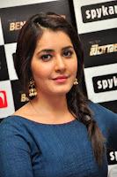 Raashi Khanna at Spykar Store HeyAndhra.com