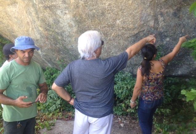 Superintendente do Sebrae conhece equipamentos turísticos de Chaval