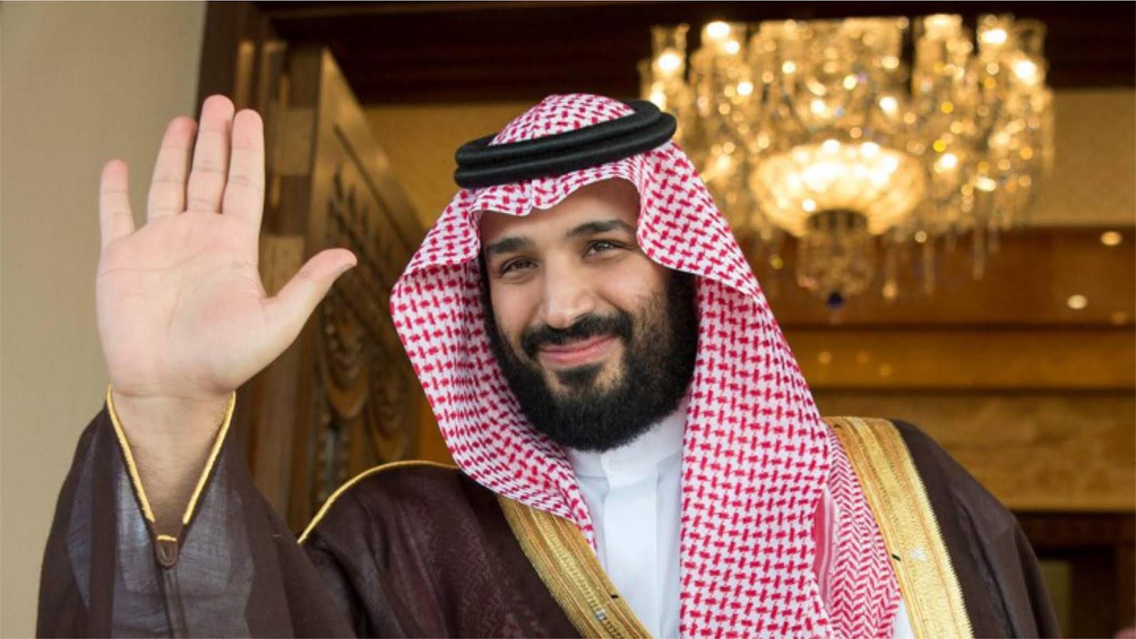 Putra mahkota Saudi membahas kemitraan strategis dengan Departemen Keuangan AS