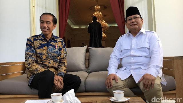 Golkar Tak Masalah Jika Jokowi Gandeng Prabowo
