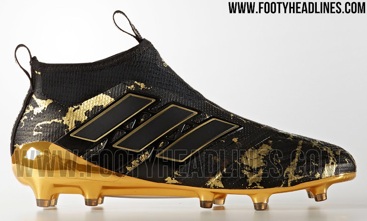 7d144a389 Adidas Ace 17+ PureControl Paul Pogba Boots - Pogba Capsule Collection