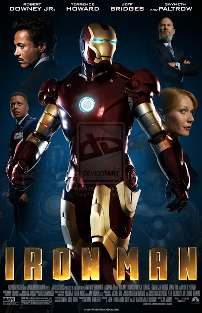 Iron Man 2008 Hindi Dual Audio Bluray 720p Dual Audio