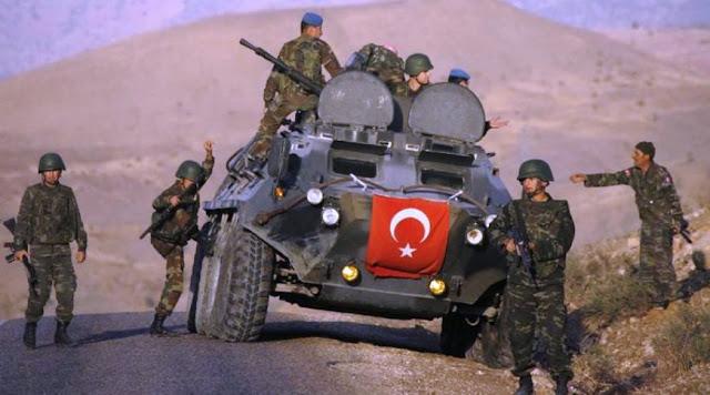 Yeni Safak: Η Άγκυρα προετοιμάζεται για μια χερσαία επίθεση στο Ιράκ
