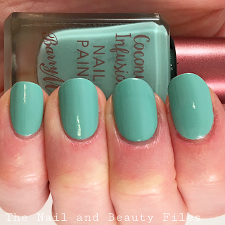 Barry M Coconut Infusion, Nail Polish
