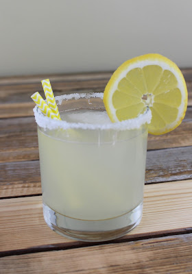 FitGirl Cocktail Recipes: The Lemon Drop
