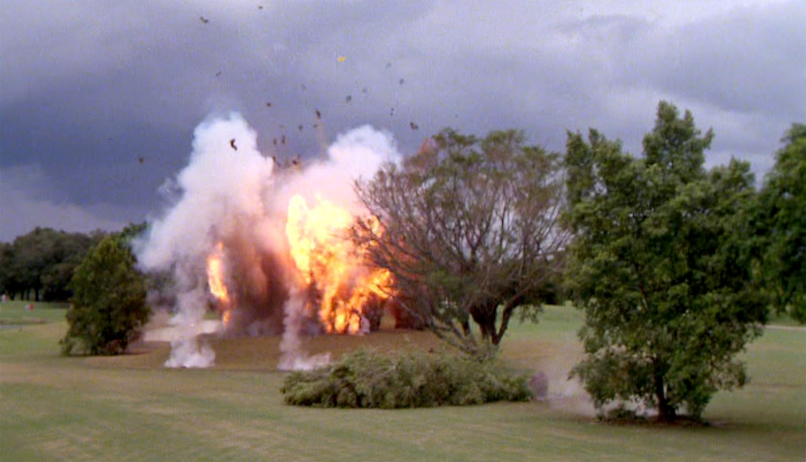 Caddyshack Gopher Explosion | www.imgkid.com - The Image ...