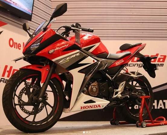 All New CBR 150R Merah