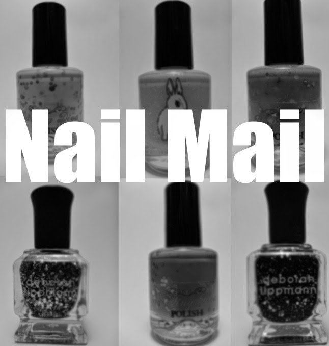 Nail Mail – Destash Sale (with macro shots)