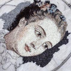 haftowane kamee