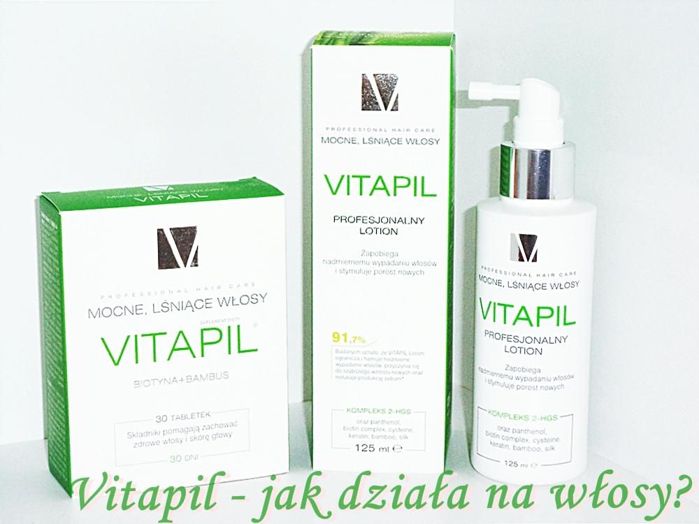 tabletki na wypadanie włosów vitapil opinie