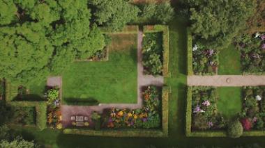 Garten Moorriem, un jardín para soñar desde muchos ángulos