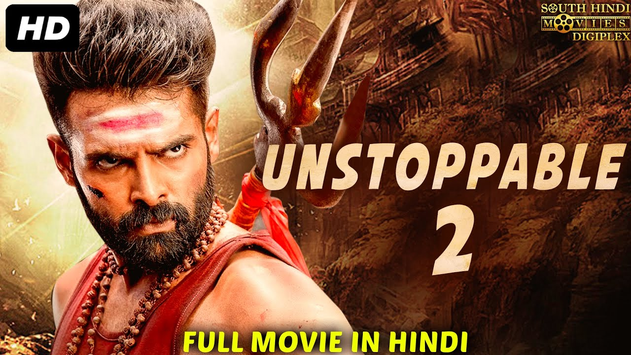 UNSTOPPABLE (2019) Hindi Dubbed 720p HDRip 450MB