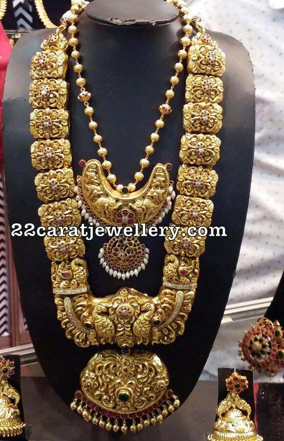 Grand Silver Bridal Jewellery
