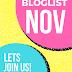 Segmen - Bloglist November by Ainul Aqma