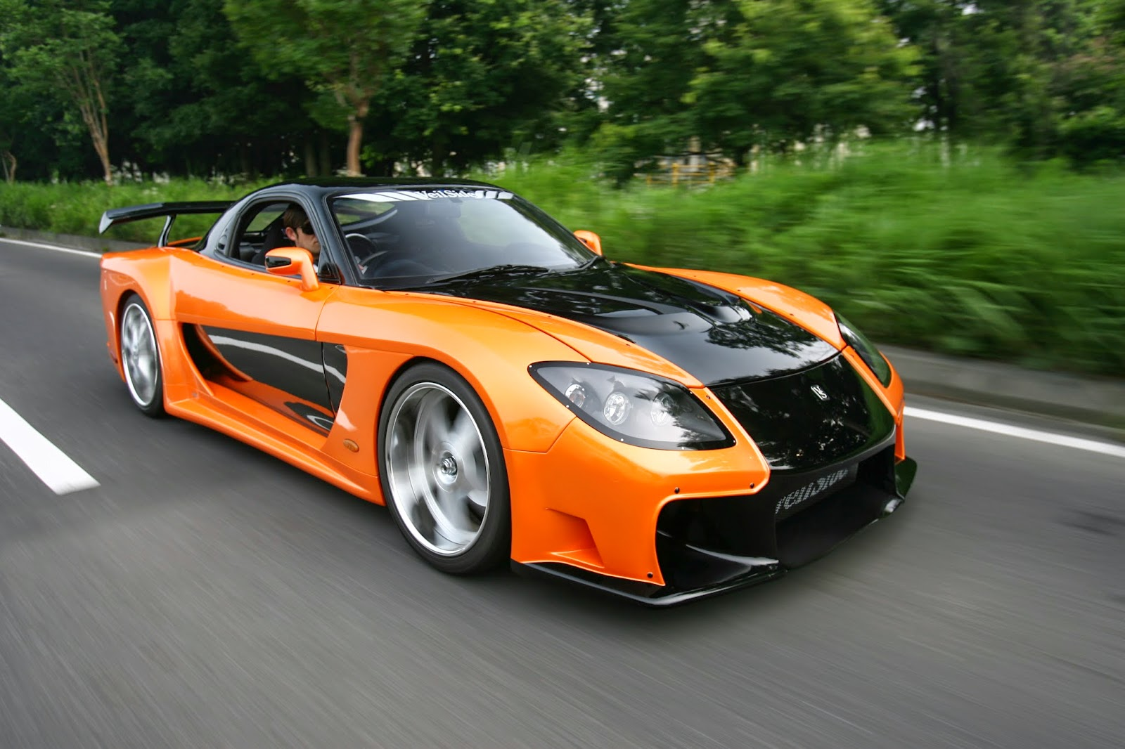 Automobile Cinema: Fast and Furious Tokyo Drift: Mazda RX ...