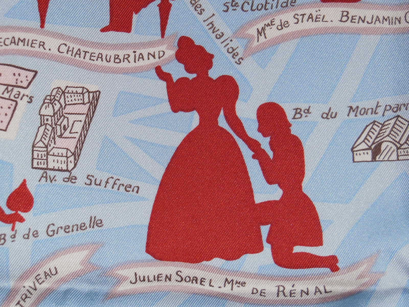 Rencontre julien madame de renal traduzione