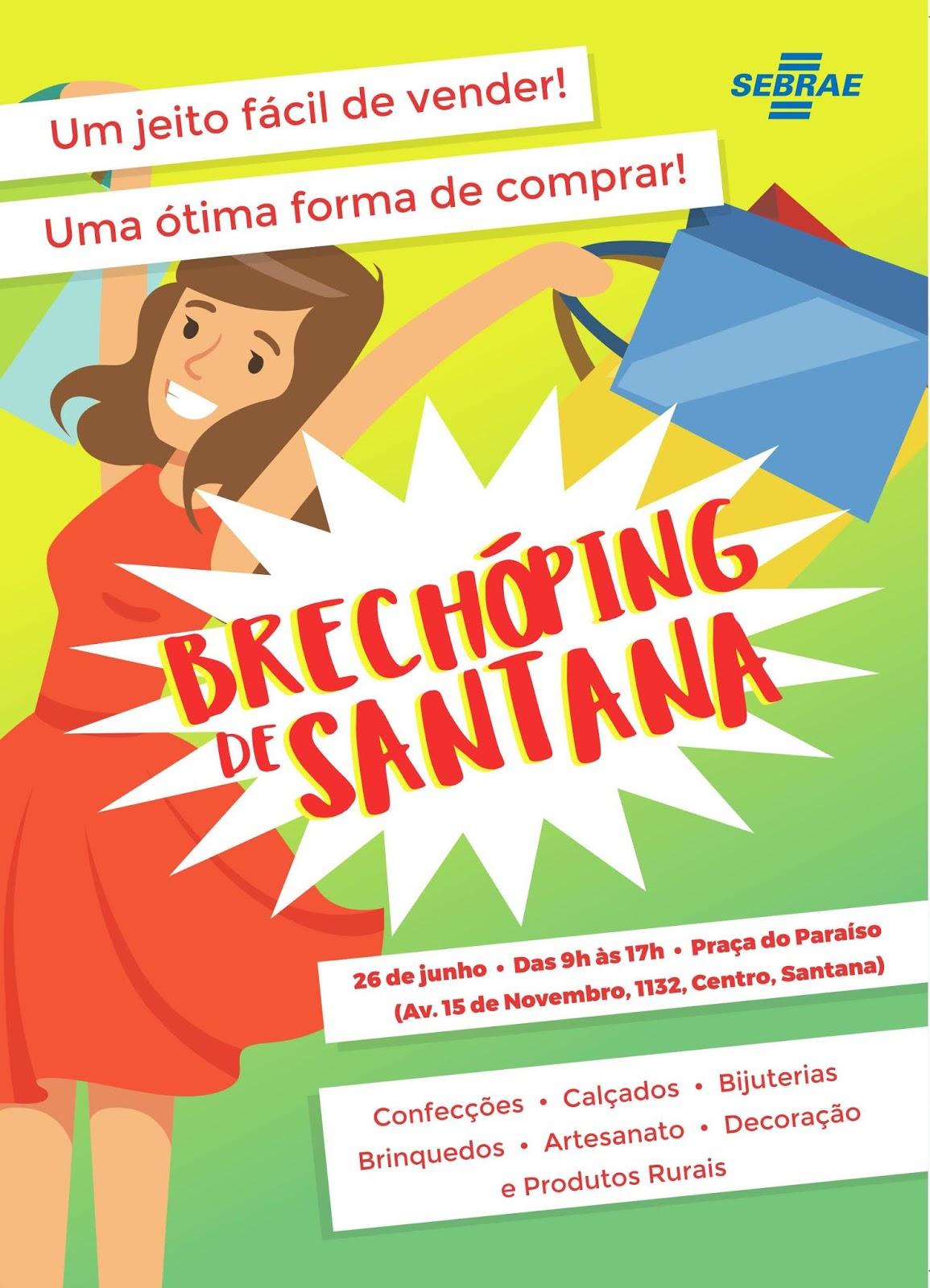 Sebrae Realiza Em Santana Segunda Edi O Do Brech Ping Sebrae Amap