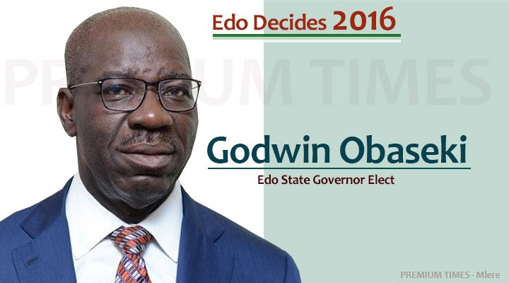 Edo Gov. Obaseki Wins, As Appeal Court Throws Out Ize-Iyamu's Case For Ballot Recount