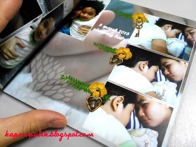 March 2015 Photo book Edition Kapas Putih