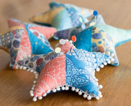Starfish Pin Cushion