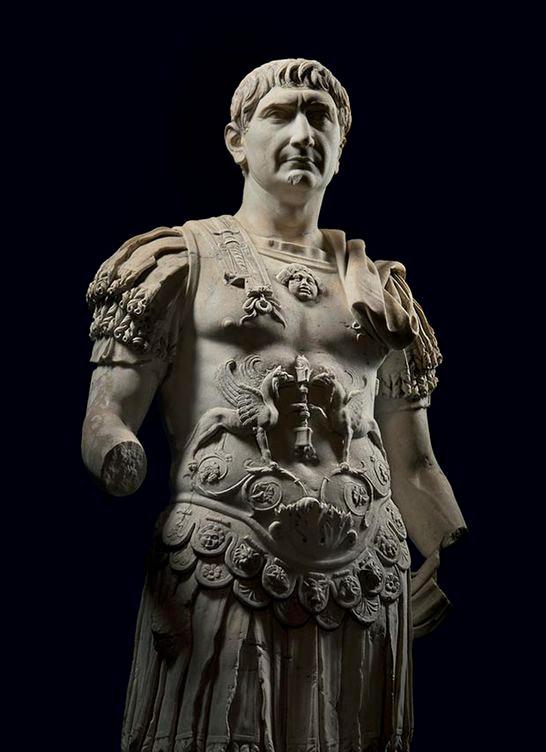 Ritratto del decennale di Traiano - Wikipedia