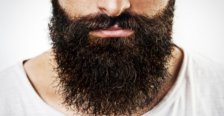 The Beard Can Contain As Many Bacteria And Faeces As Dirty Toilets