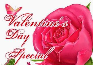 Kartu Ucapan Valentine Spesial 2017