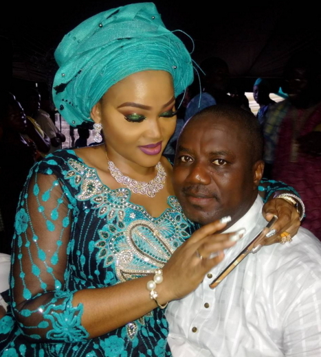 mercy aigbe golddigger