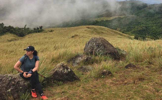 The Mega Star Sharon Cuneta Told Angel Locsin To Have Fun In Her Hike