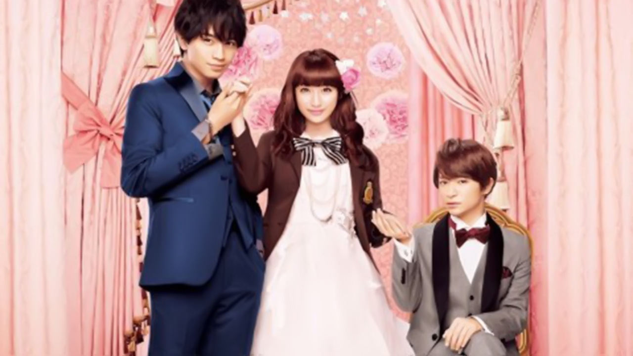 Miseinen Dakedo Kodomo Janai (Teen Bride) Live Action Movie Subtitle Indonesia