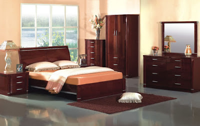 Wooden - Contemporary Bedroom Furniture Sets