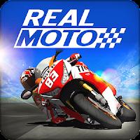 game rally keren terbaru - Real Moto 1.0.139 APK