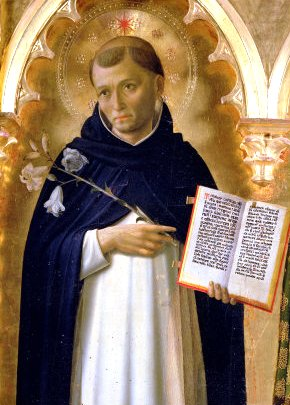 AUGUST 8 - FEAST OF SAINT DOMINIC, PRIEST AND FOUNDER OF THE DOMINICAN ORDER