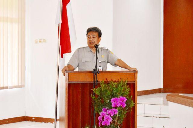 Menteri Pertanian Lantik Kemal Mahfud Sebagai Kepala BPPP Lembang