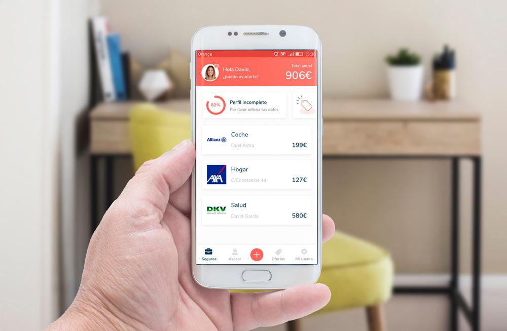 Coverfy, opiniones sobre esta app de seguros