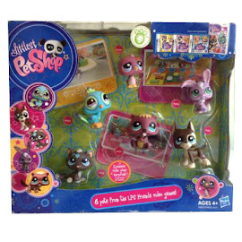 Littlest Pet Shop Special Peacock (#869) Pet