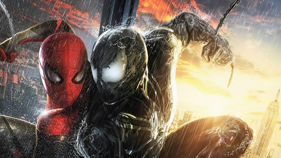 Spider-Man, Venom, Symbiote, 4K, #6.2161