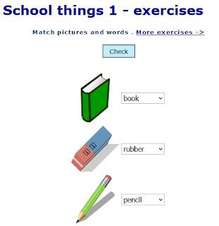 http://www.agendaweb.org/exercises/vocabulary/school/multiple-1.htm