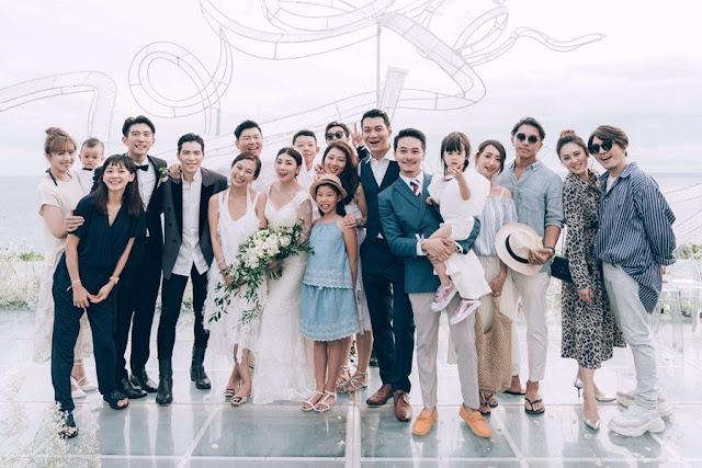 Alyssa Chia Xiu Jie Kai Wedding 2018