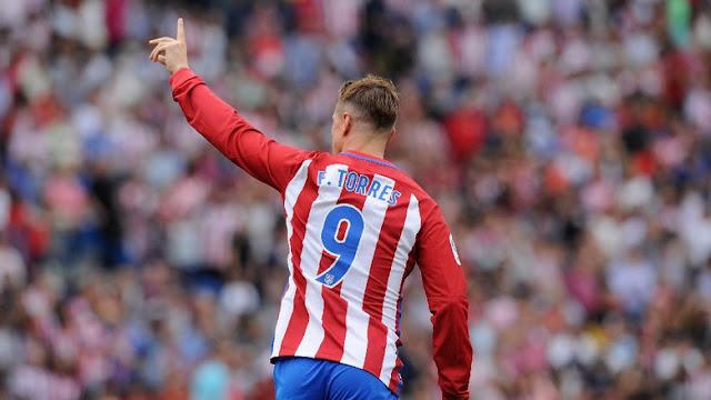 Kontrak Torres di Perpanjang Oleh Atletico Madrid