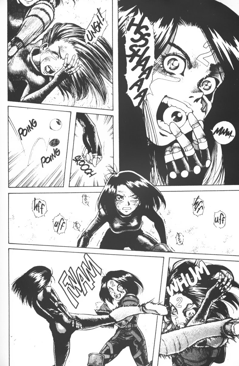 Battle Angel Alita chapter 44 trang 26