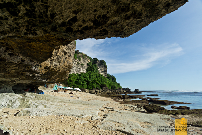 Beaches of Bali Blue Point Beach