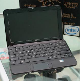 Jual Netbook Bekas HP Mini 110-1169TU