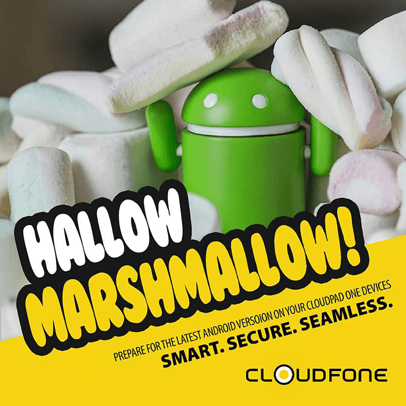 CloudFone Outs Android 6.0 Marshmallow Update For CloudPad One Tablets!
