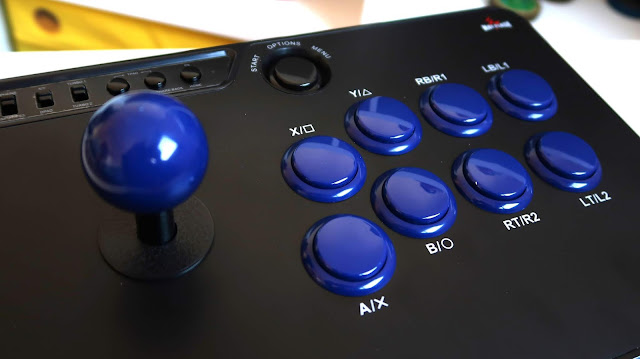 Is the Mayflash Arcade Stick F300 worth it? joystick