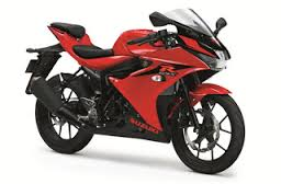 Suzuki GSX-R150 RED